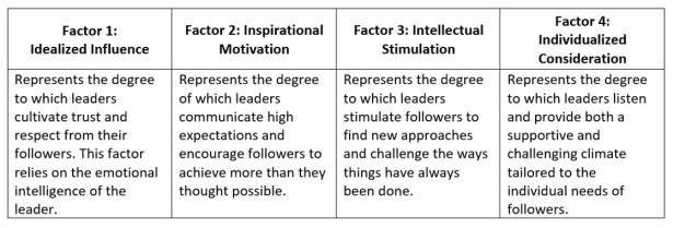 Trans Leadership Model Graphic 3