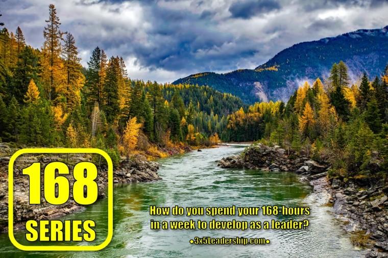 3x5 Leadership 168 Series Joe Byerly