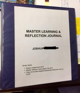 Reflection Binder_1_3x5 Leadership